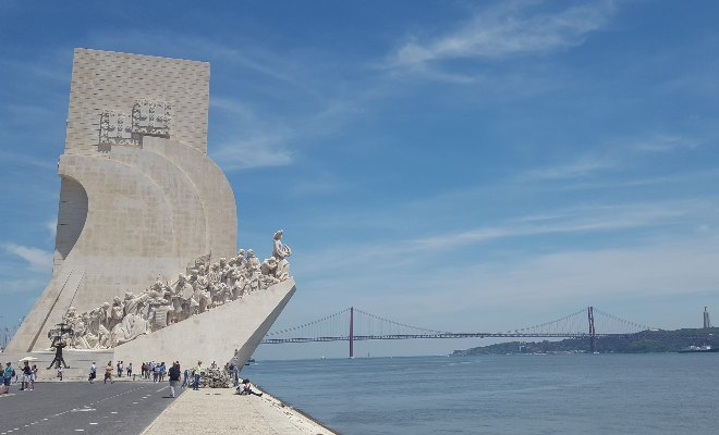lisbon discoveries monument
